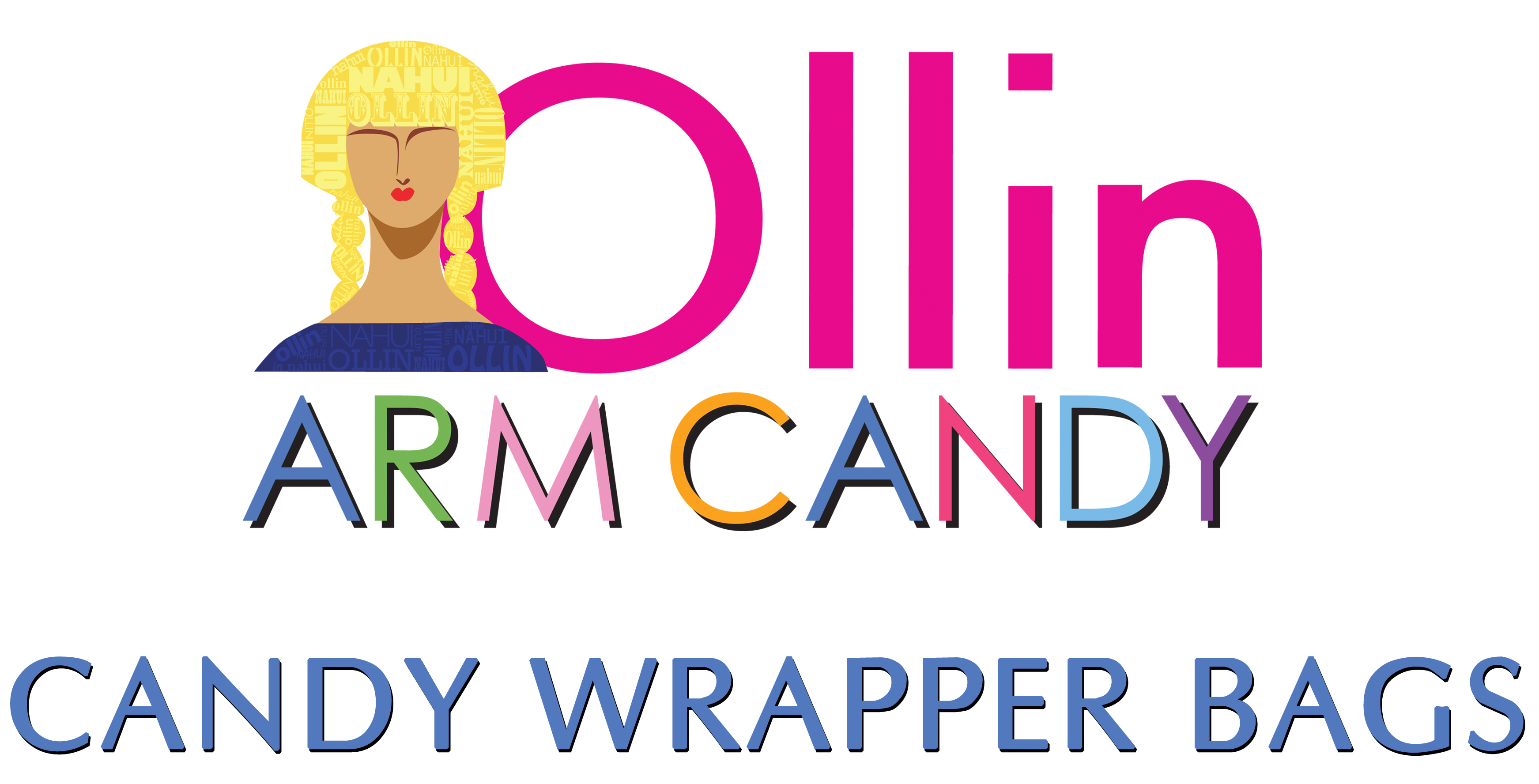 Arm Candy Candy Wrapper Bags