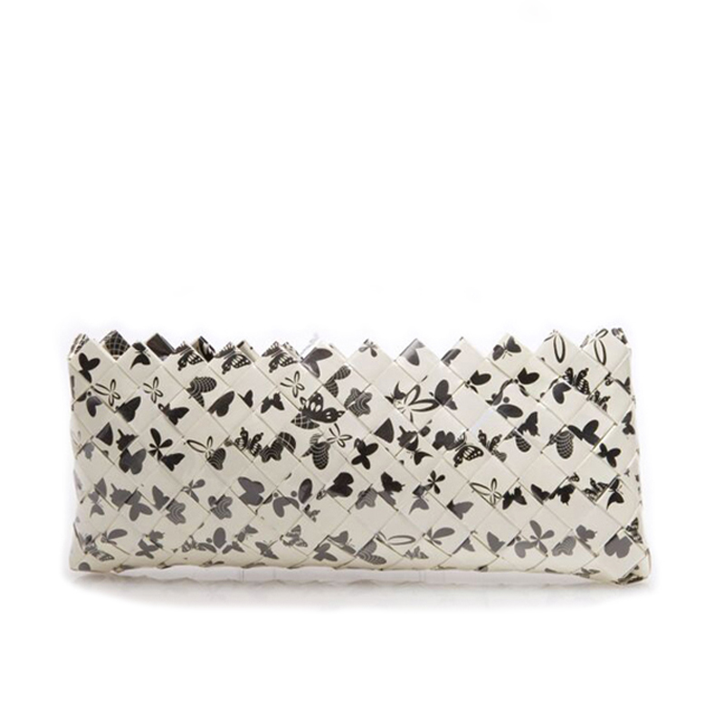 W903 Candy Clutch Black Butterfly800px